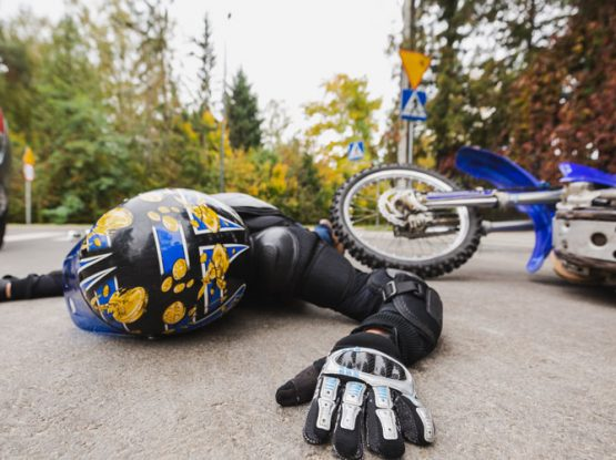 things you should do after motorcycle accident